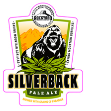 Silverback Pale Ale - Mountain Gorilla Conservation Fund