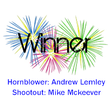 Congratulations to Andrew Lemley and Mike Mckeever