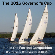 2016 Governor's Cup Regatta @ Cherry Creek Reservior