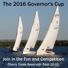 2016 Governor's Cup Regatta @ Cherry Creek Reservior