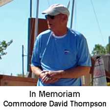 Commodore David Thompson