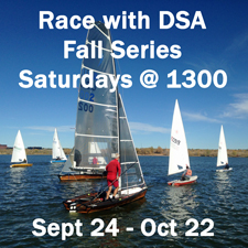 Race with Denver Sailing Association